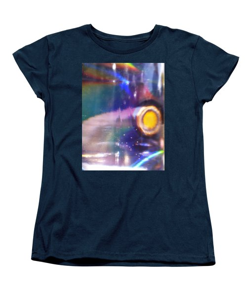 Women's T-Shirt (Standard Cut) featuring the photograph New World by Martin Howard