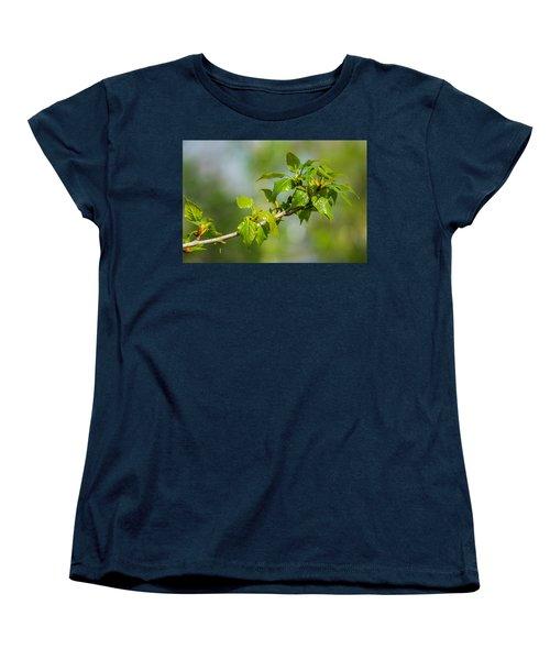 Newborn - Featured 3 Women's T-Shirt (Standard Cut) by Alexander Senin