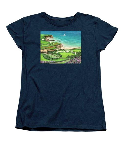 Newport Coast Women's T-Shirt (Standard Cut)