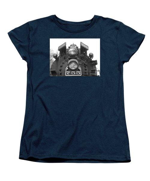 Nickel Plate Women's T-Shirt (Standard Cut) by Michael Krek