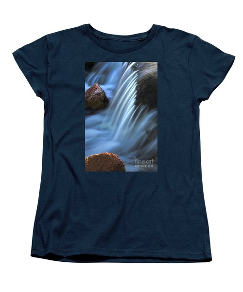 Night Falls Women's T-Shirt (Standard Cut) by Deb Halloran