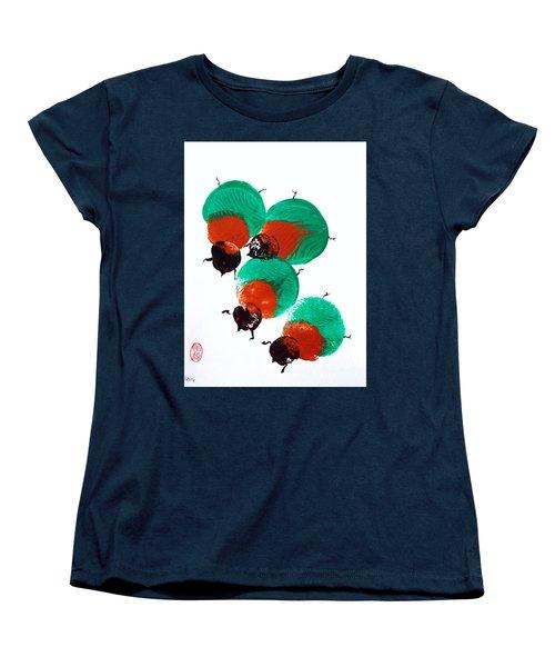 Nippon No Kabutomushi Women's T-Shirt (Standard Cut) by Roberto Prusso