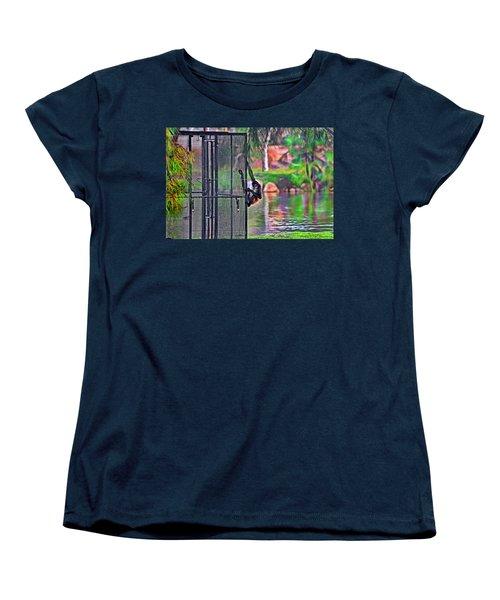 No Prison For Me  Women's T-Shirt (Standard Cut) by Miroslava Jurcik