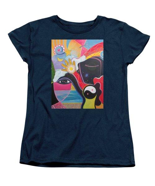 No Small Dream Women's T-Shirt (Standard Cut) by Helena Tiainen