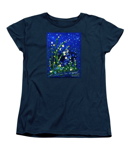 Nocturne Women's T-Shirt (Standard Cut) by Holly Carmichael