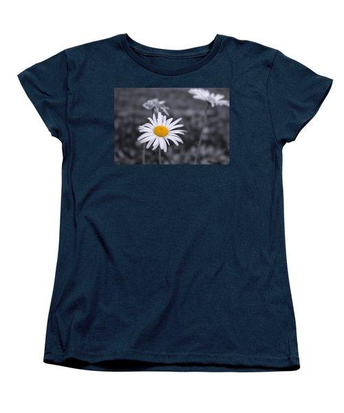 November Daisy Women's T-Shirt (Standard Cut) by Brian Caldwell