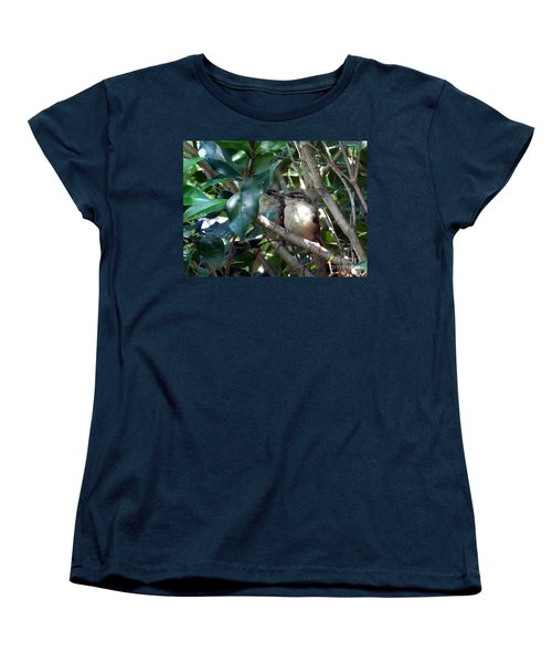 Now What Women's T-Shirt (Standard Cut) by Skip Willits