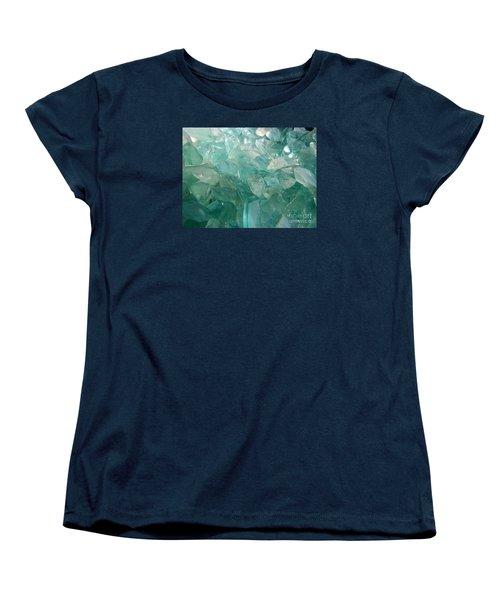 Women's T-Shirt (Standard Cut) featuring the photograph Ocean Dream by Kristine Nora