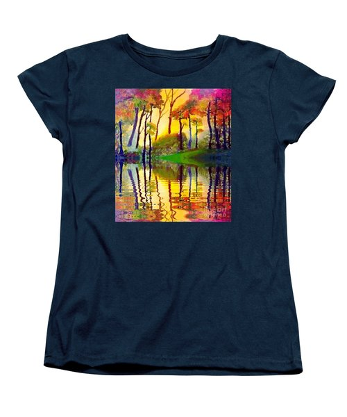 October Surprise Women's T-Shirt (Standard Cut) by Holly Martinson
