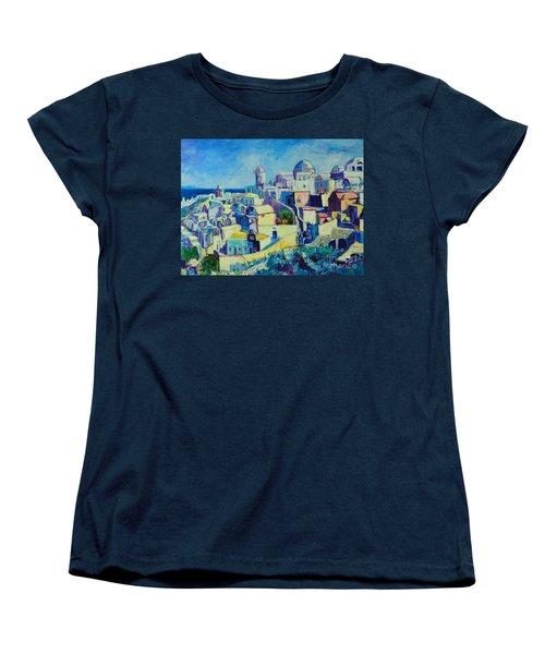 OIA Women's T-Shirt (Standard Cut) by Ana Maria Edulescu