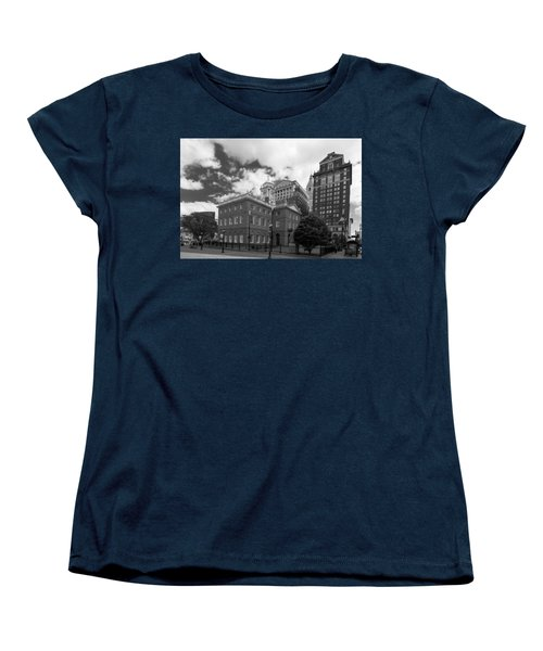 Old State House 15568b Women's T-Shirt (Standard Cut) by Guy Whiteley
