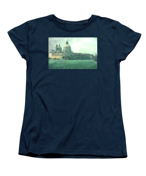 Women's T-Shirt (Standard Cut) featuring the photograph Old Venice by Brian Reaves