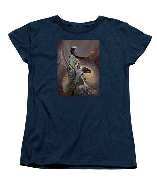 On Sacred Ground Series I Women's T-Shirt (Standard Cut)