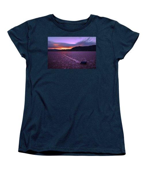 On The Playa Women's T-Shirt (Standard Cut)