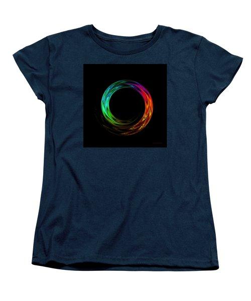Once Around Women's T-Shirt (Standard Cut) by Judi Suni Hall