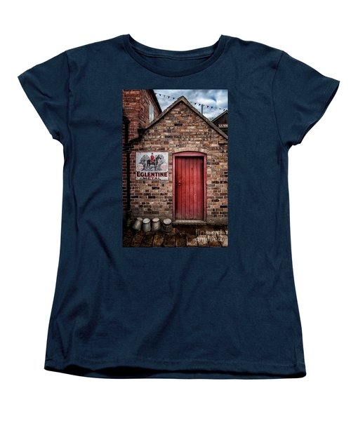 Once Upon A Time Women's T-Shirt (Standard Cut) by Adrian Evans