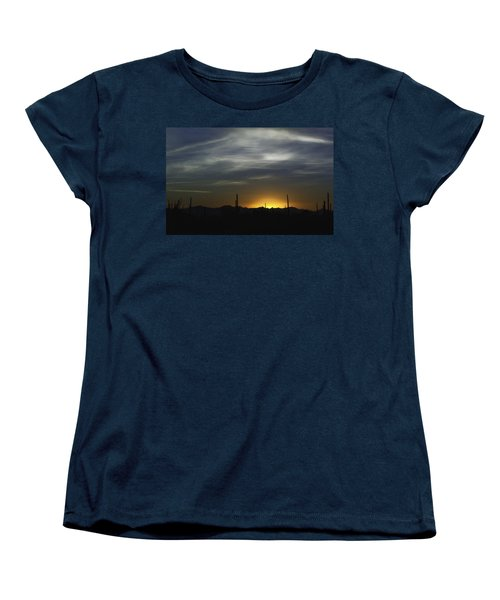 Once Upon A Time In Mexico Women's T-Shirt (Standard Cut) by Lynn Geoffroy