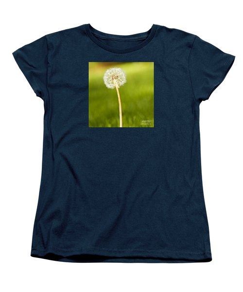 One Wish  Women's T-Shirt (Standard Cut) by Artist and Photographer Laura Wrede