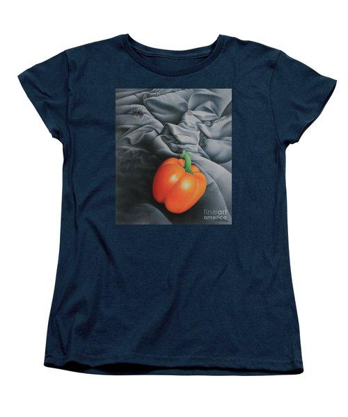 Only Orange Women's T-Shirt (Standard Cut)