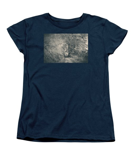 Only Peace Women's T-Shirt (Standard Cut) by Laurie Search