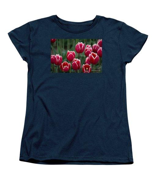 Opening  Women's T-Shirt (Standard Cut) by Patricia Babbitt