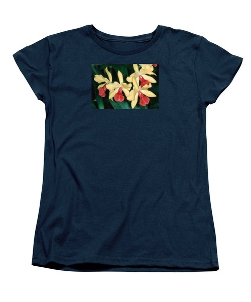 Orchid 11 Women's T-Shirt (Standard Cut) by Andy Shomock