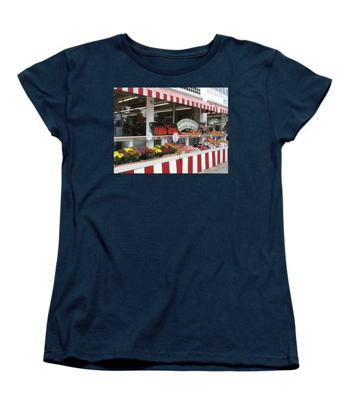 Women's T-Shirt (Standard Cut) featuring the photograph Organic And Natural by Barbara McDevitt