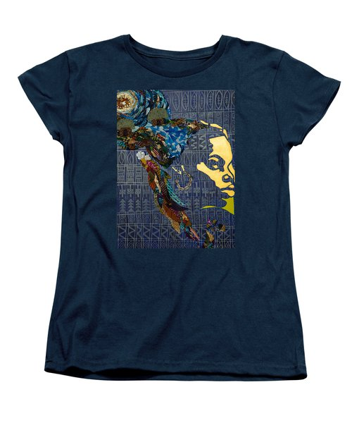 Ori Dreams Of Home Women's T-Shirt (Standard Cut) by Apanaki Temitayo M