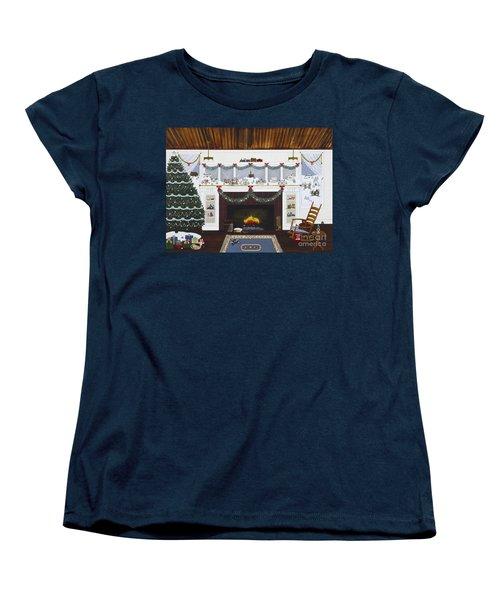 Our First Holiday Women's T-Shirt (Standard Cut)