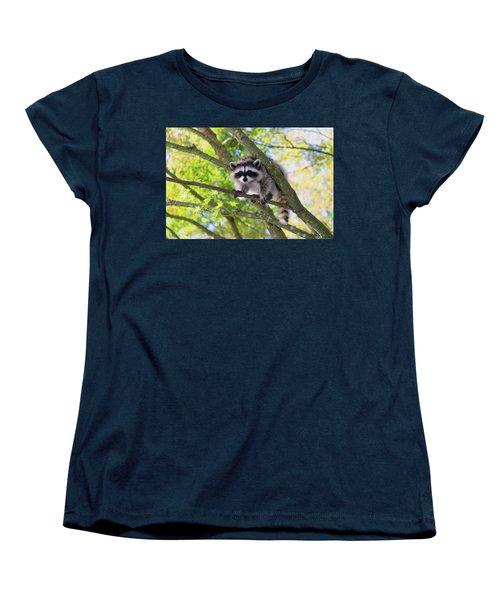 Out On A Limb Women's T-Shirt (Standard Cut) by Kym Backland