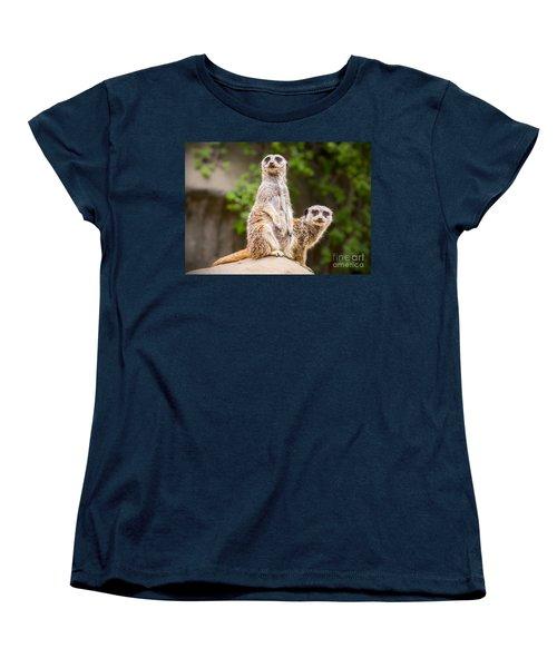 Pair Of Cuteness Women's T-Shirt (Standard Cut) by Jamie Pham