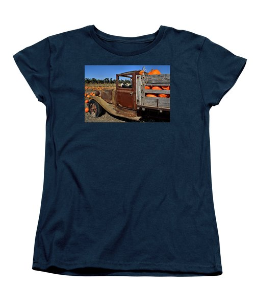 Women's T-Shirt (Standard Cut) featuring the photograph Pale Rider by Michael Gordon