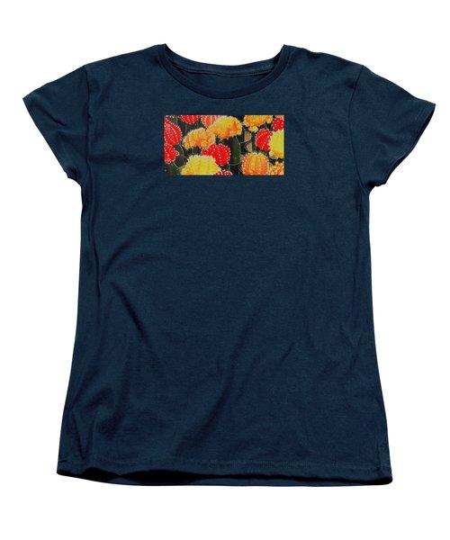 Party Girls Women's T-Shirt (Standard Cut) by Donna  Manaraze