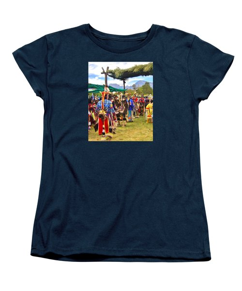 Women's T-Shirt (Standard Cut) featuring the photograph Party Time by Marilyn Diaz