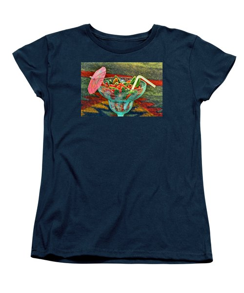 Women's T-Shirt (Standard Cut) featuring the photograph Pepperita by Gary Holmes