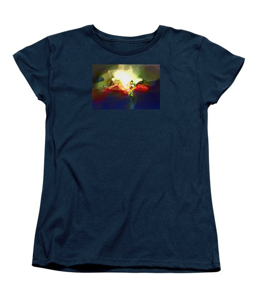 Performance Women's T-Shirt (Standard Cut) by Richard Thomas