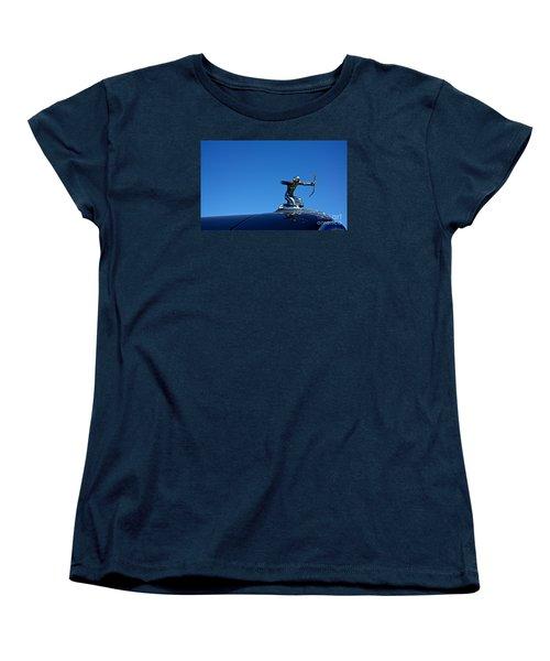 1938 Pierce Arrow Women's T-Shirt (Standard Cut) by Linda Bianic