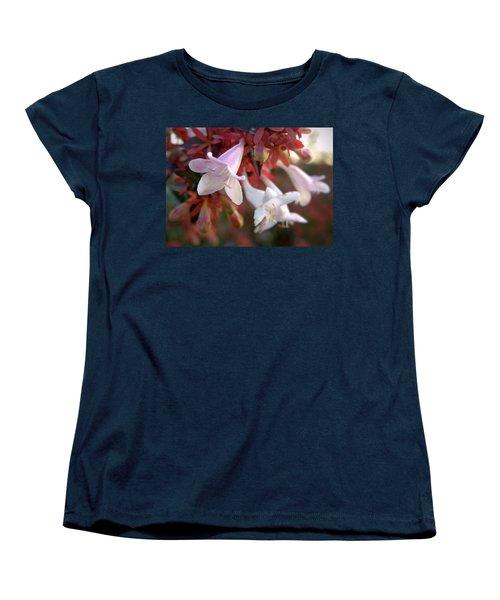 Women's T-Shirt (Standard Cut) featuring the photograph Pinks by Joseph Skompski