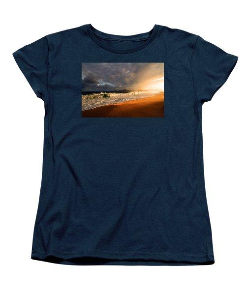 Women's T-Shirt (Standard Cut) featuring the photograph Power by Eti Reid