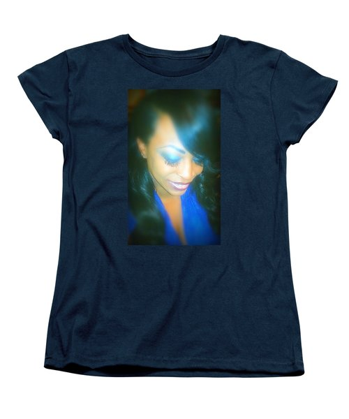 Prayer Changes Things Women's T-Shirt (Standard Cut) by Joetta Beauford