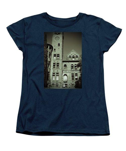 Preston Castle Tower Women's T-Shirt (Standard Cut)