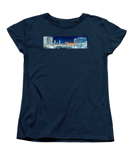 Providence Women's T-Shirt (Standard Cut) by Alex Grichenko