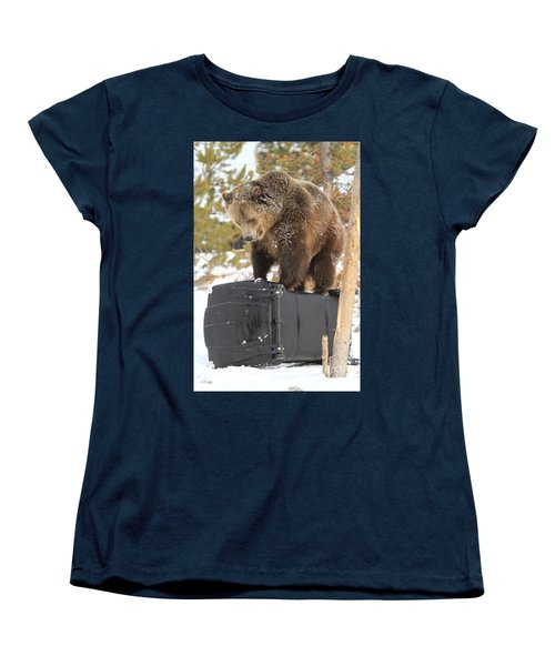Puzzler Women's T-Shirt (Standard Cut) by Adam Jewell