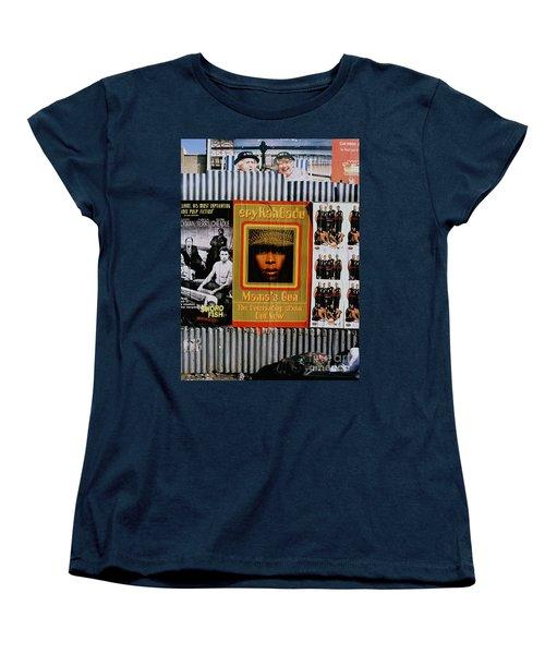 Queen Badu Women's T-Shirt (Standard Cut) by Rebecca Harman