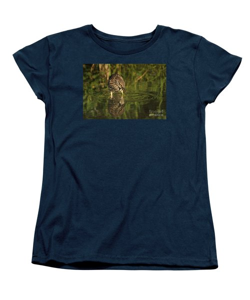 Women's T-Shirt (Standard Cut) featuring the photograph Quench by Heather King