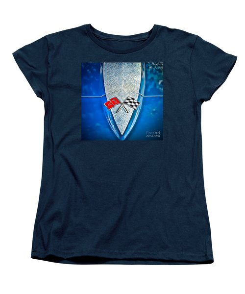 Race To Win Women's T-Shirt (Standard Cut) by Colleen Kammerer