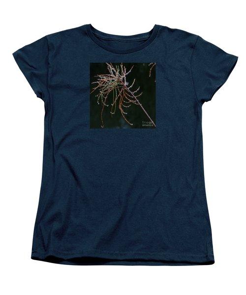 Rain Catchers Women's T-Shirt (Standard Cut) by Joy Hardee