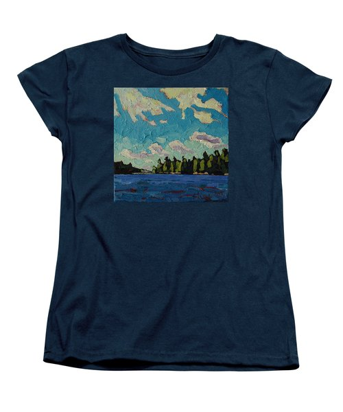 Reach To Grippen Women's T-Shirt (Standard Cut) by Phil Chadwick