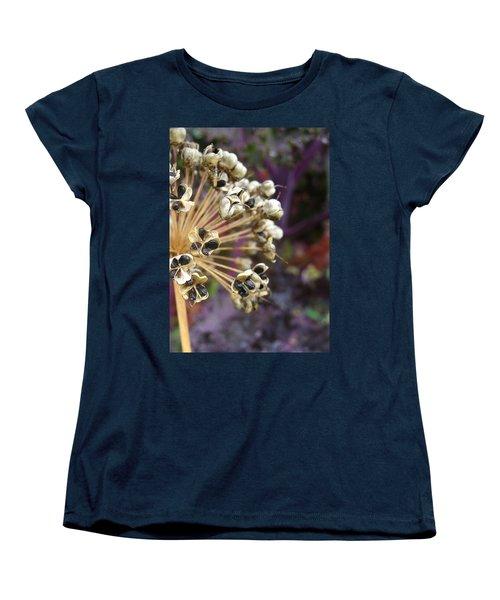 Ready To Disperse Women's T-Shirt (Standard Cut) by Cheryl Hoyle