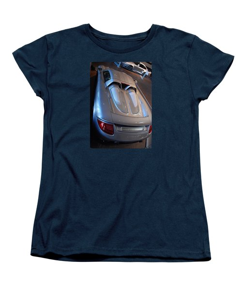Rear Pov Women's T-Shirt (Standard Cut) by John Schneider
